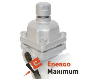 Конденсатоотводчик термостатический управляемый по температуре TKK-1A