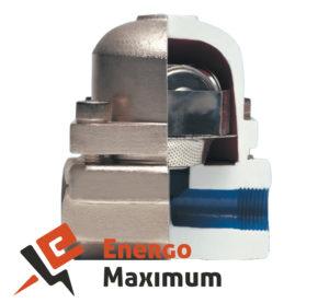 Термостатический конденсатоотводчик с 3 капсулами TKK-3