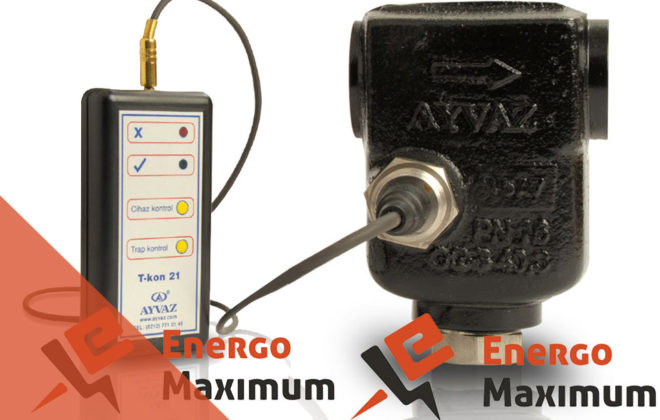 Обзор средств контроль работы конденсатоотводчиков от AYVAZ